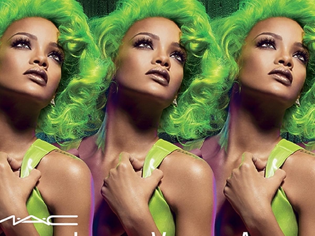 Rihanna dla VIVA Glam