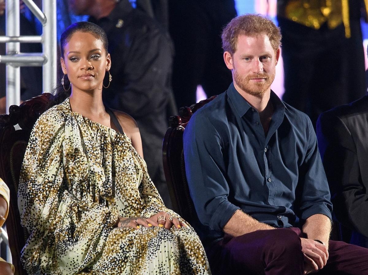 Rihanna, książę Harry