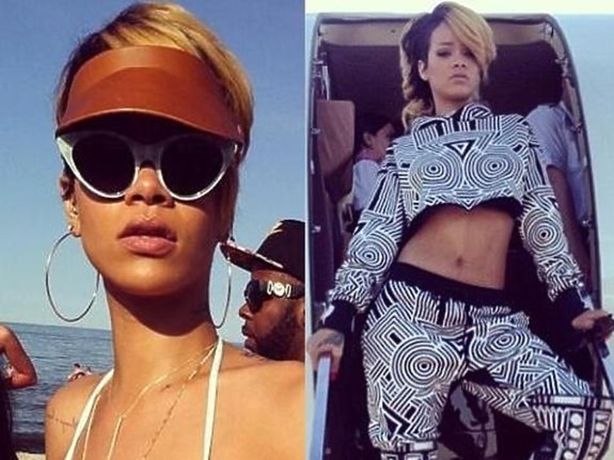 Rihanna narzeka na Polskę