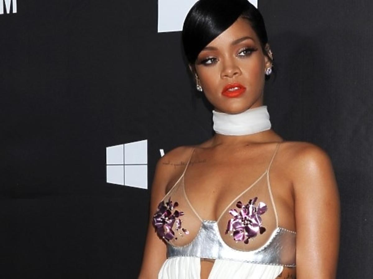 Rihanna powróciła na Instagram