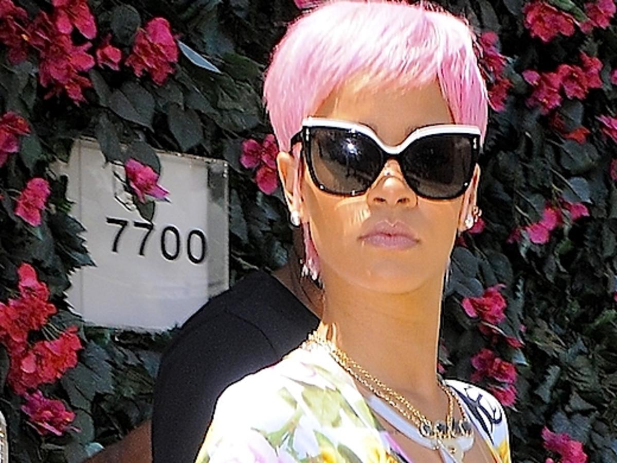 Rihanna w biżuterii polskiej marki