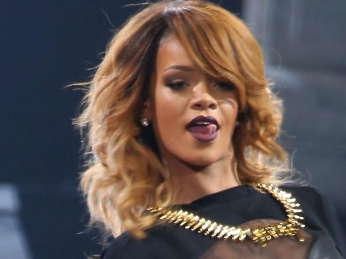 Rihanna w Polsce