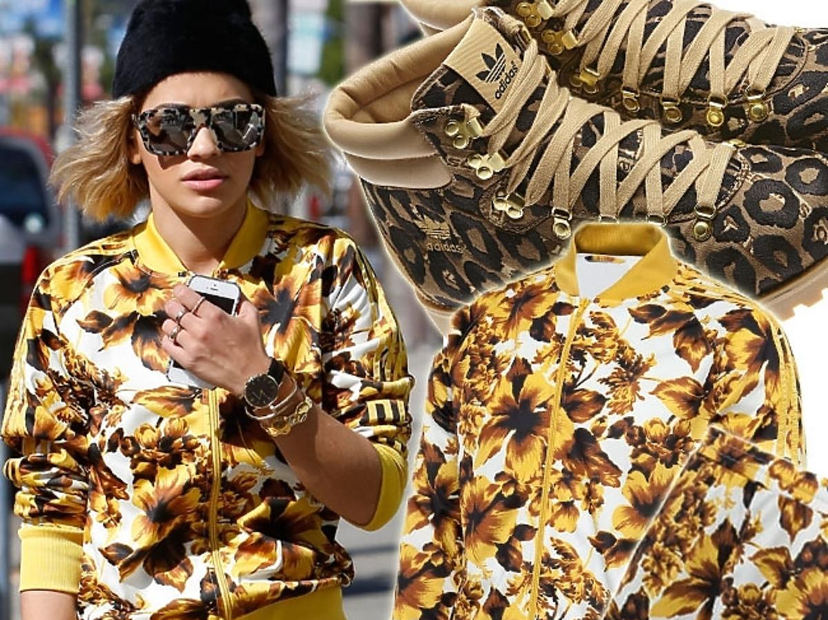 Rita Ora - adidas Originals by Jeremy Scott