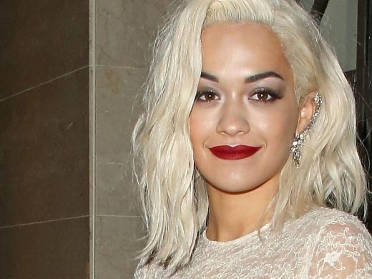 "Rita Ora zagra w ""50 twarzach Greya"""