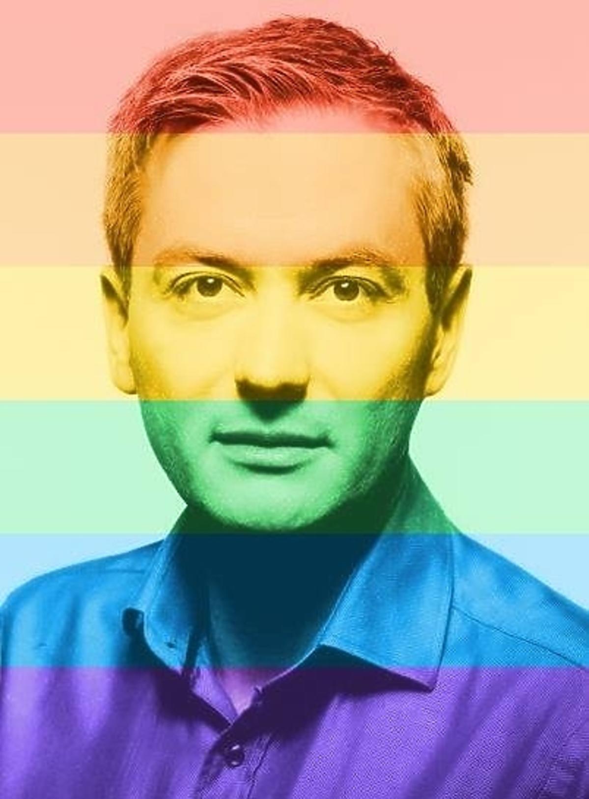 Robert Biedroń popiera związki jednopłciowe
