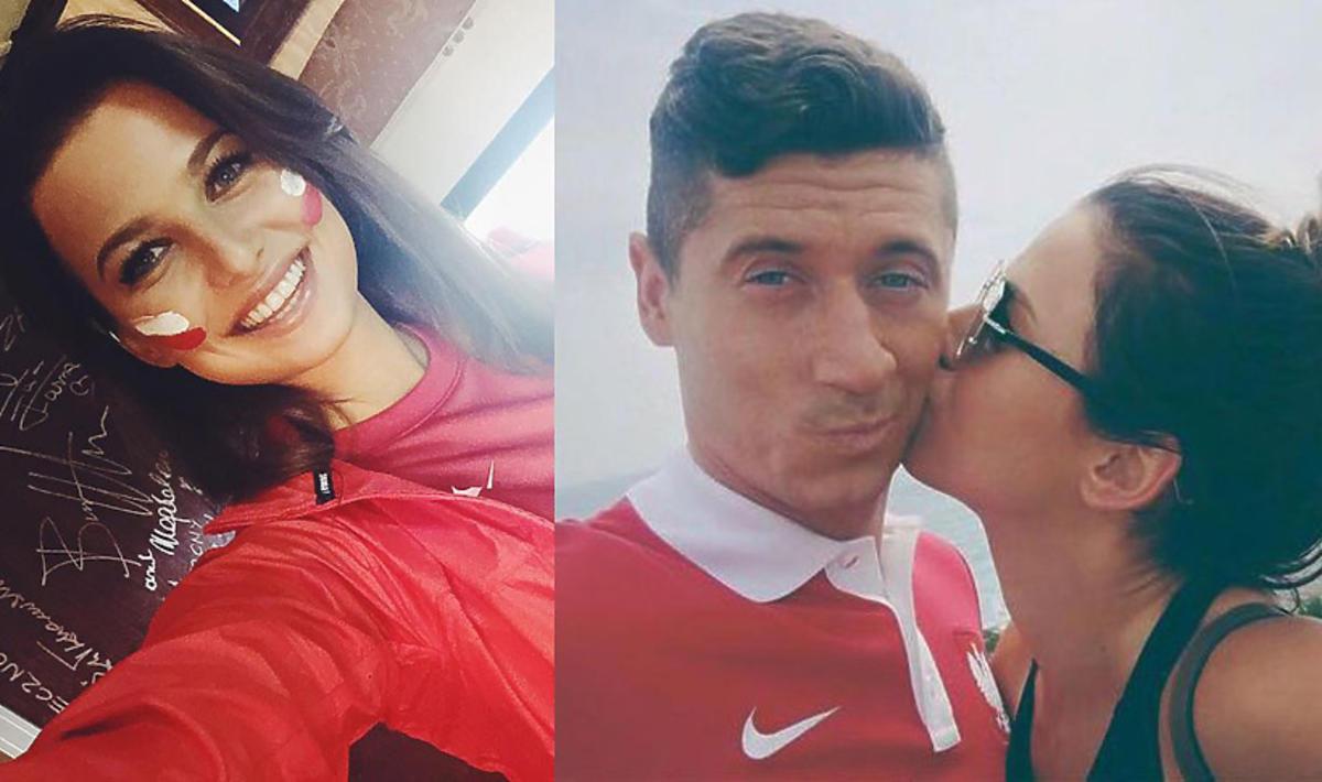 Robert i Anna Lewandowscy wracają do Polski