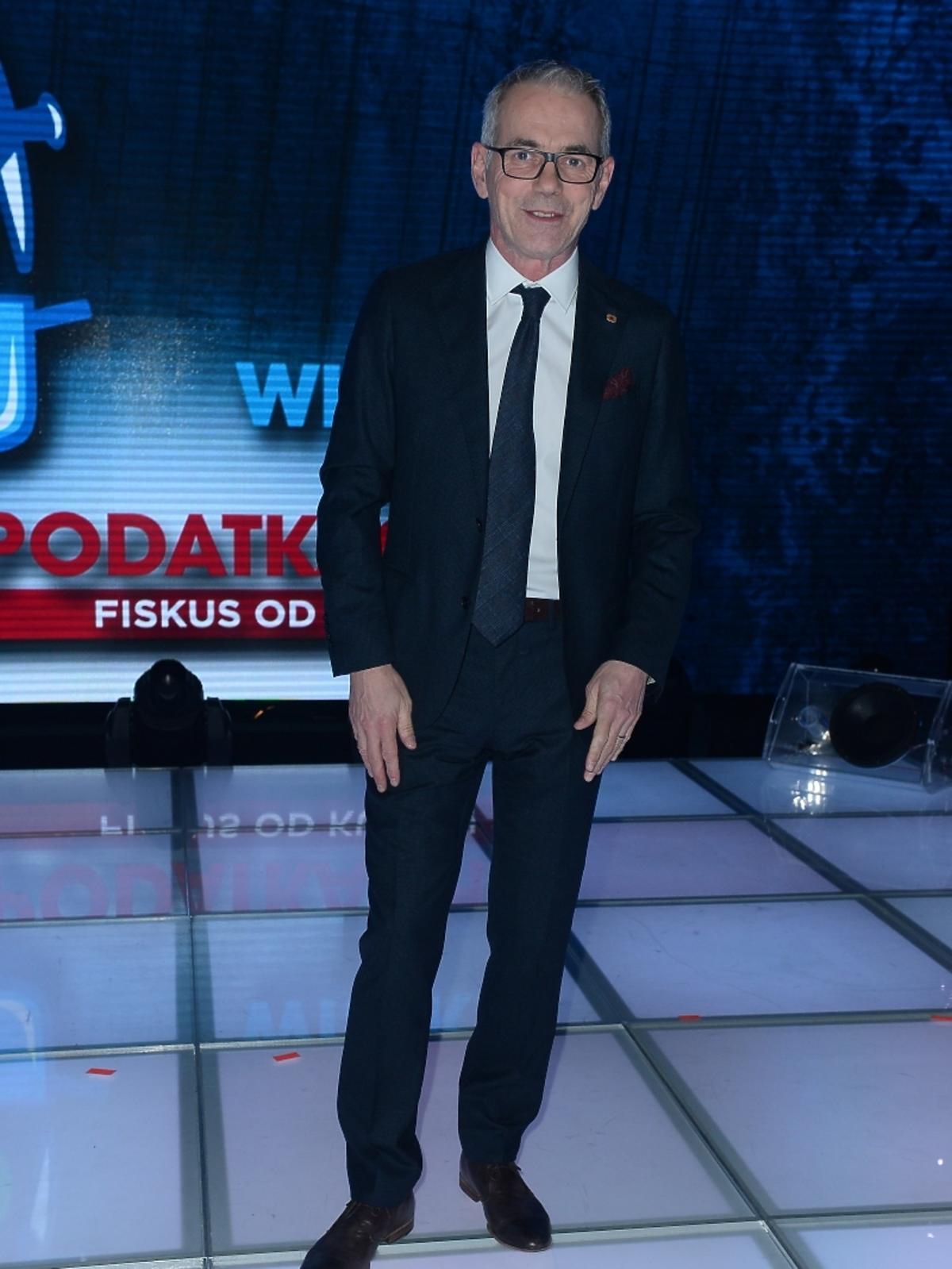 Robert Janowski na Wielkim Teście TVP