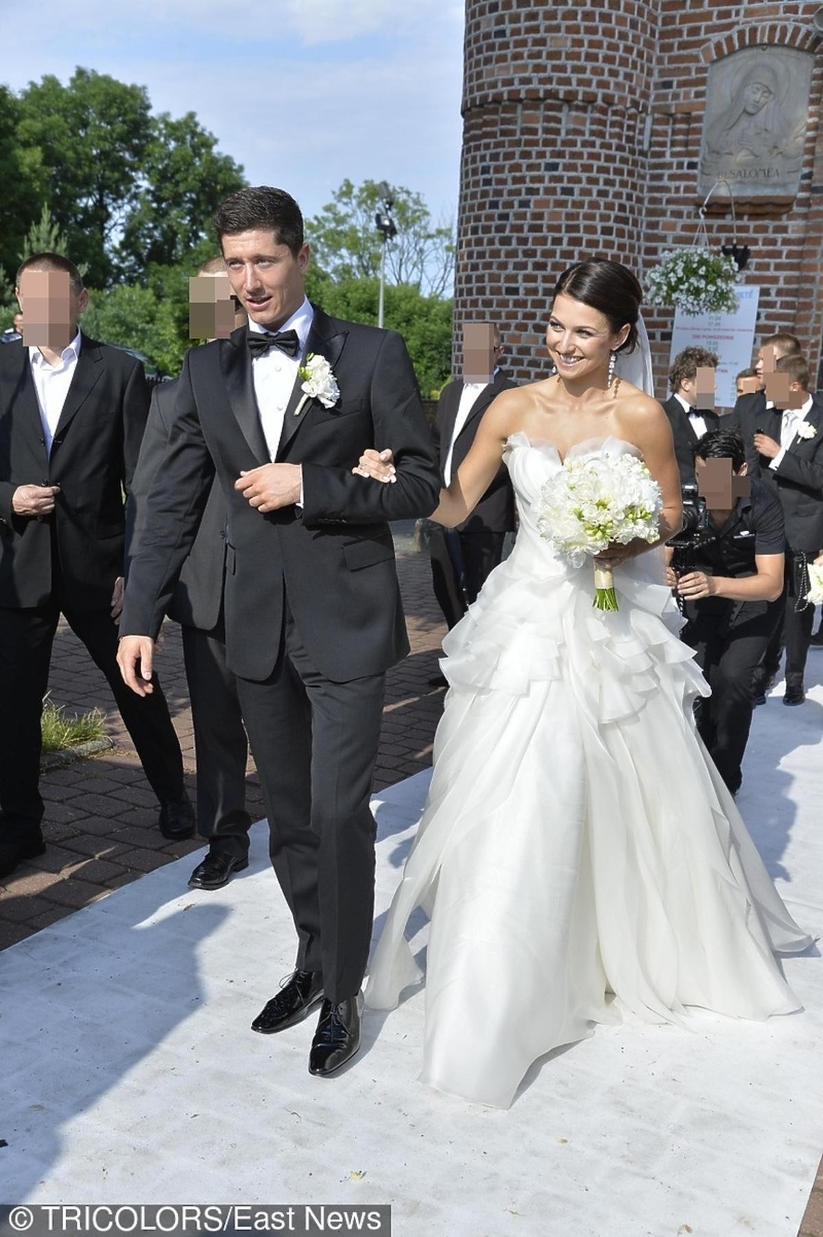 Robert Lewandowski, Anna Lewandowska