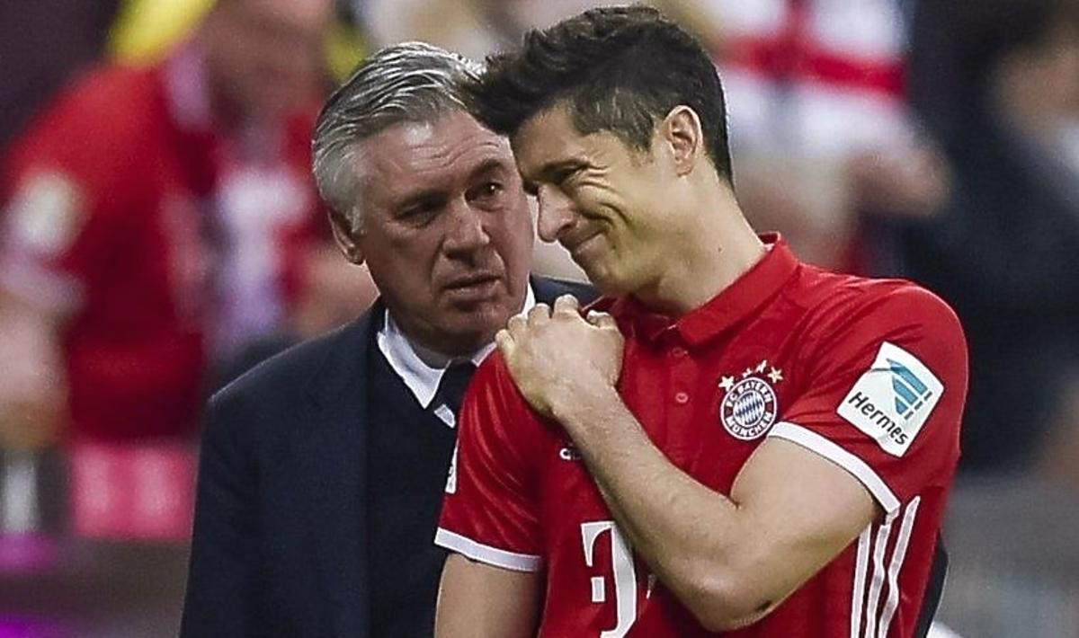 Robert Lewandowski nie zagra w meczu z Realem Madryt?