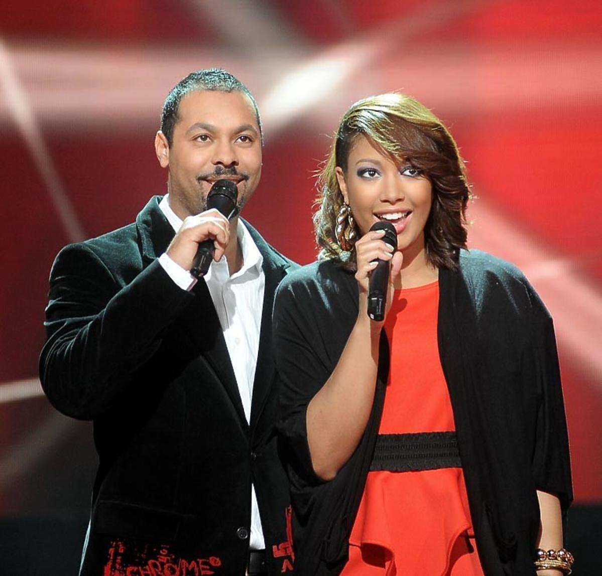 Robert Osam śpiewa z Patricia Kazadi