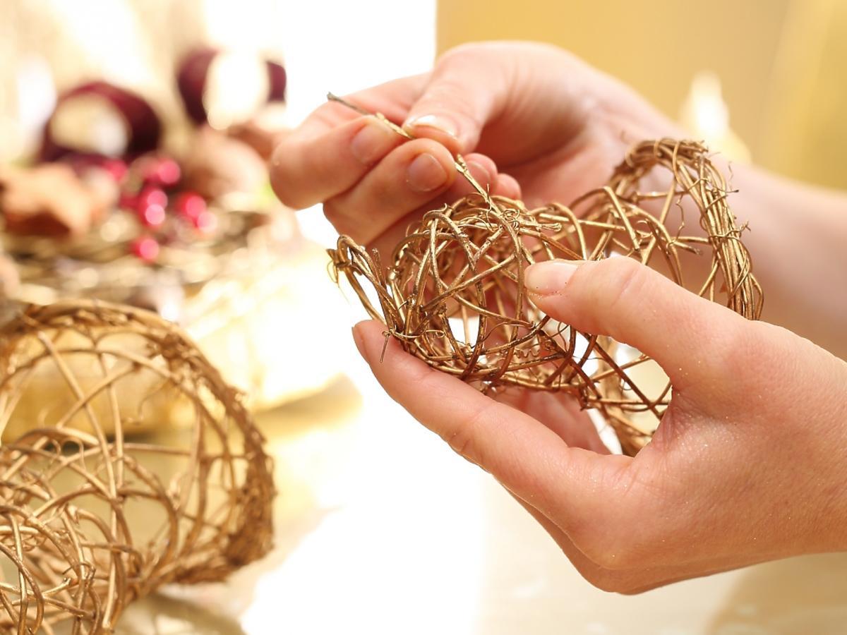 robienie ozdób ze sznurka
