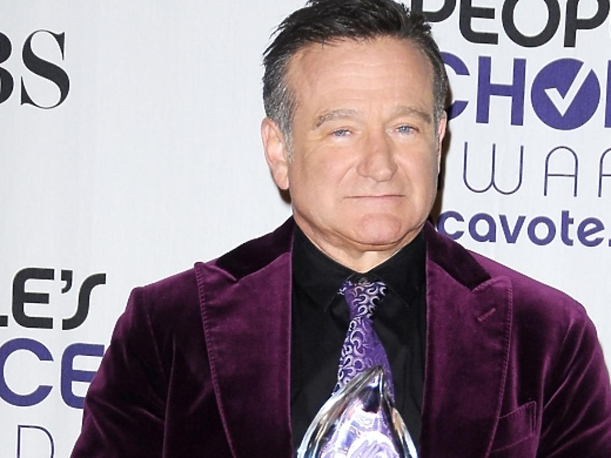 Robin Williams nie żyje. Na co zmarł Robin Williams. Ostatnie zdjęcie Robina Williamsa
