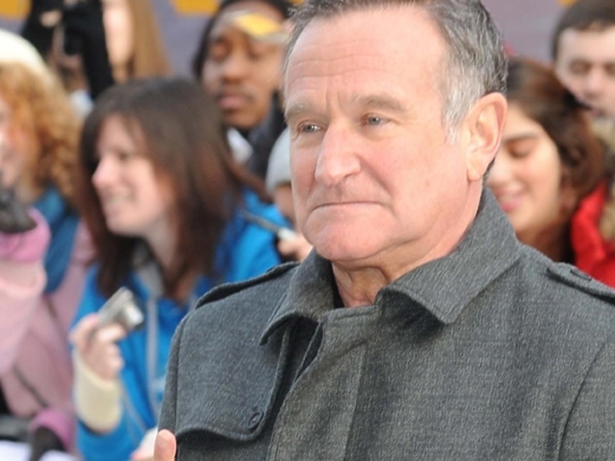Robin Williams nie żyje.Jak zmarł Robin Williams. Robin Williams wystąpi w 4 filmach
