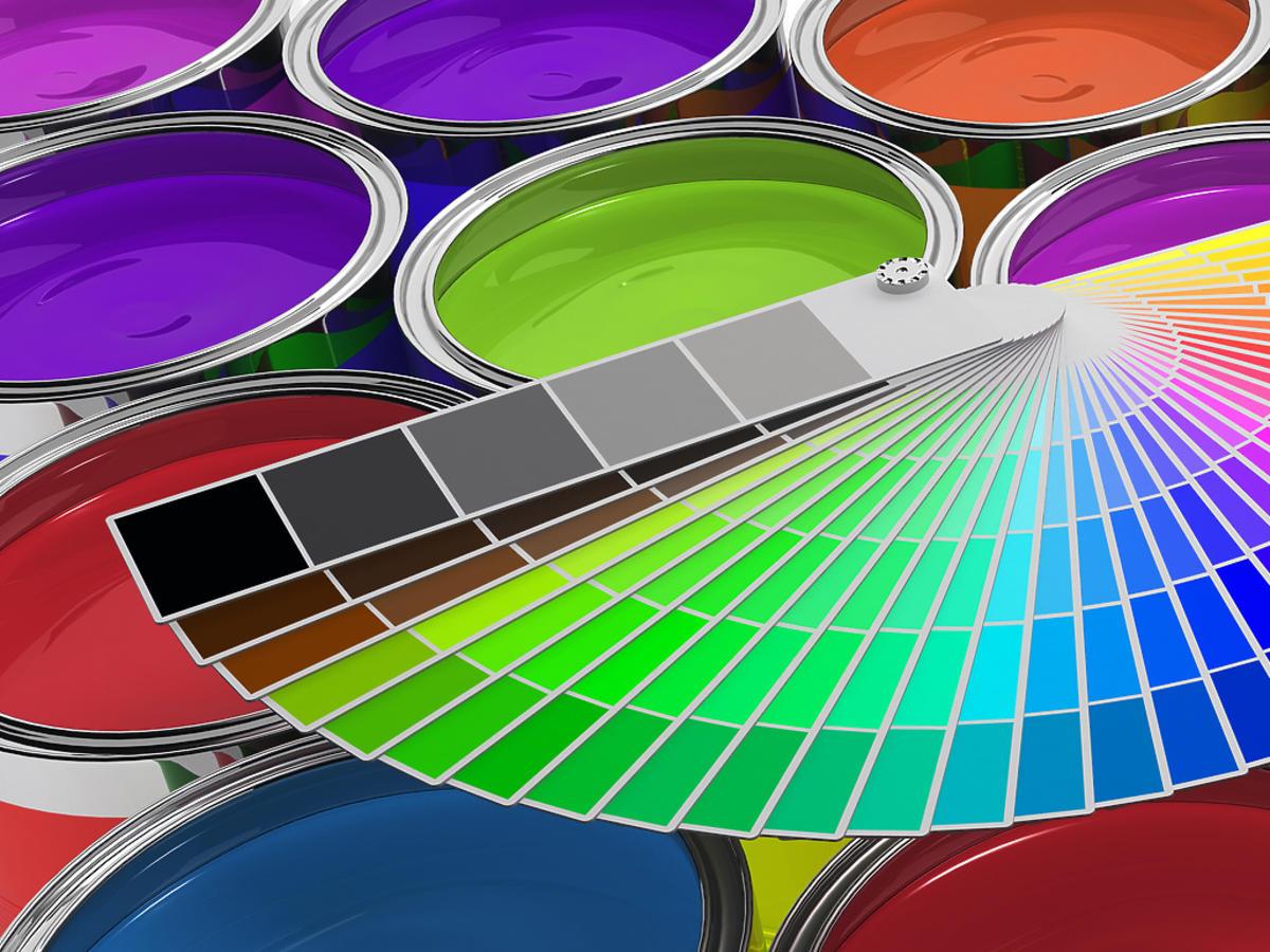 Rodzaje farb
