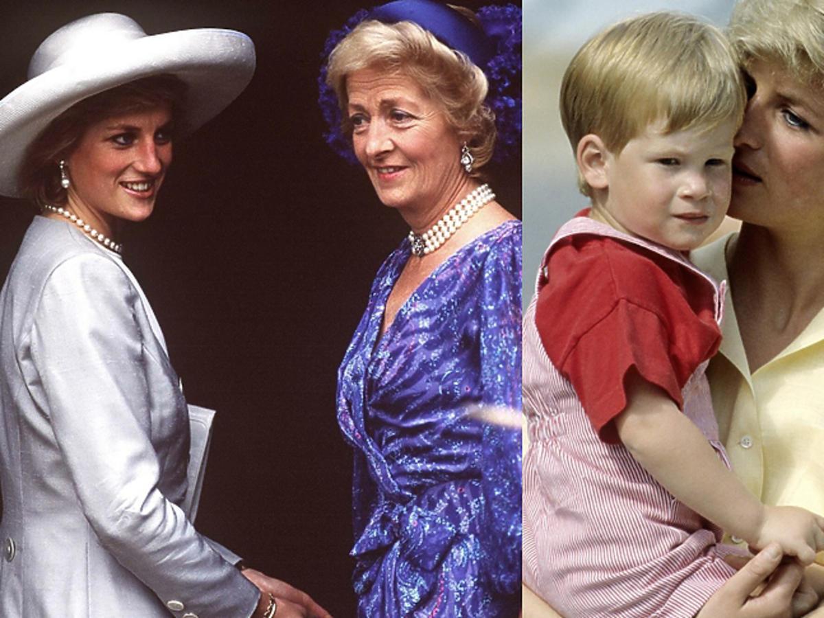 Rodzice księżnej Diany