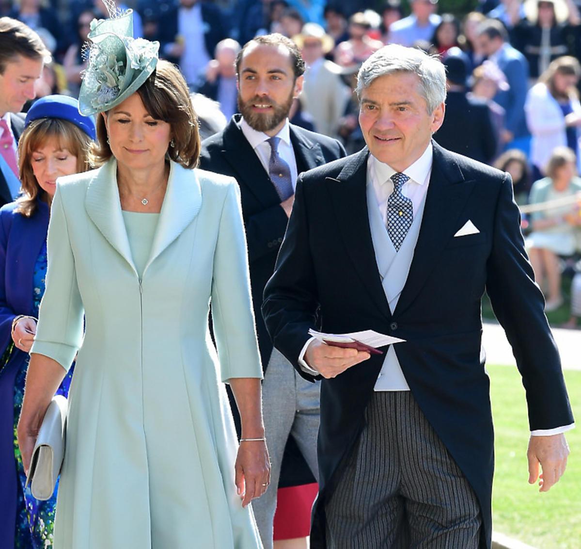 Rodzice księżnej Kate Middleton