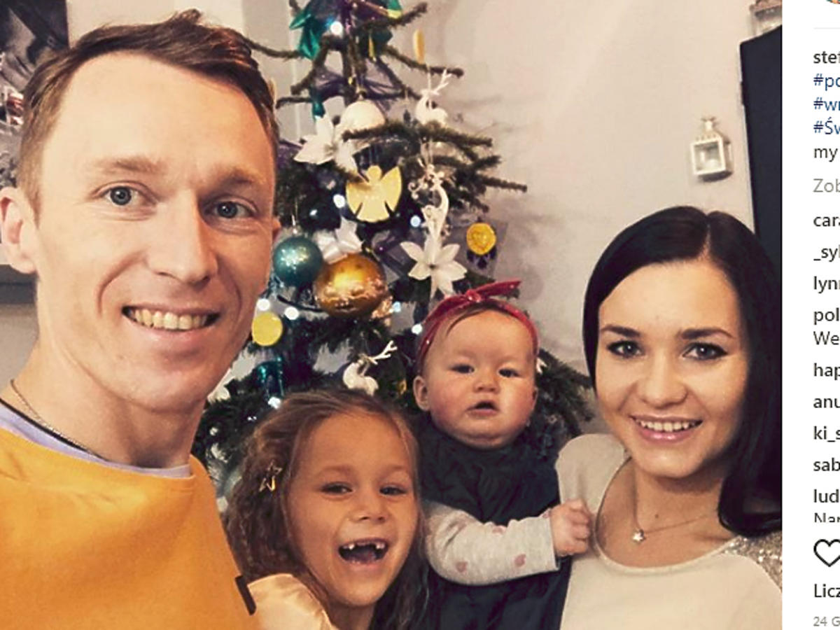 Rodzina, dzieci Stefana Huli