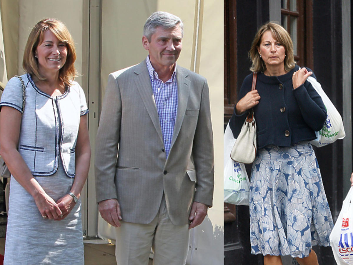 Rodzina księżnej Kate