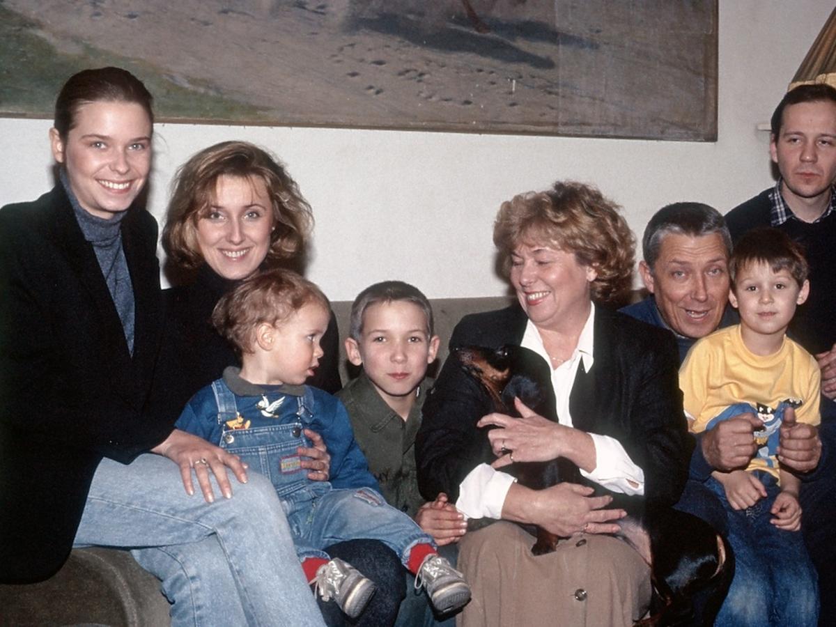 Rodzina Młynarskich