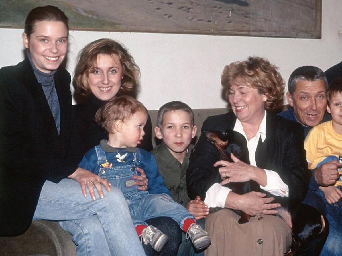 Rodzina Młynarskich, Agata Młynarska, Paulina Młynarska, Wojciech Młynarski
