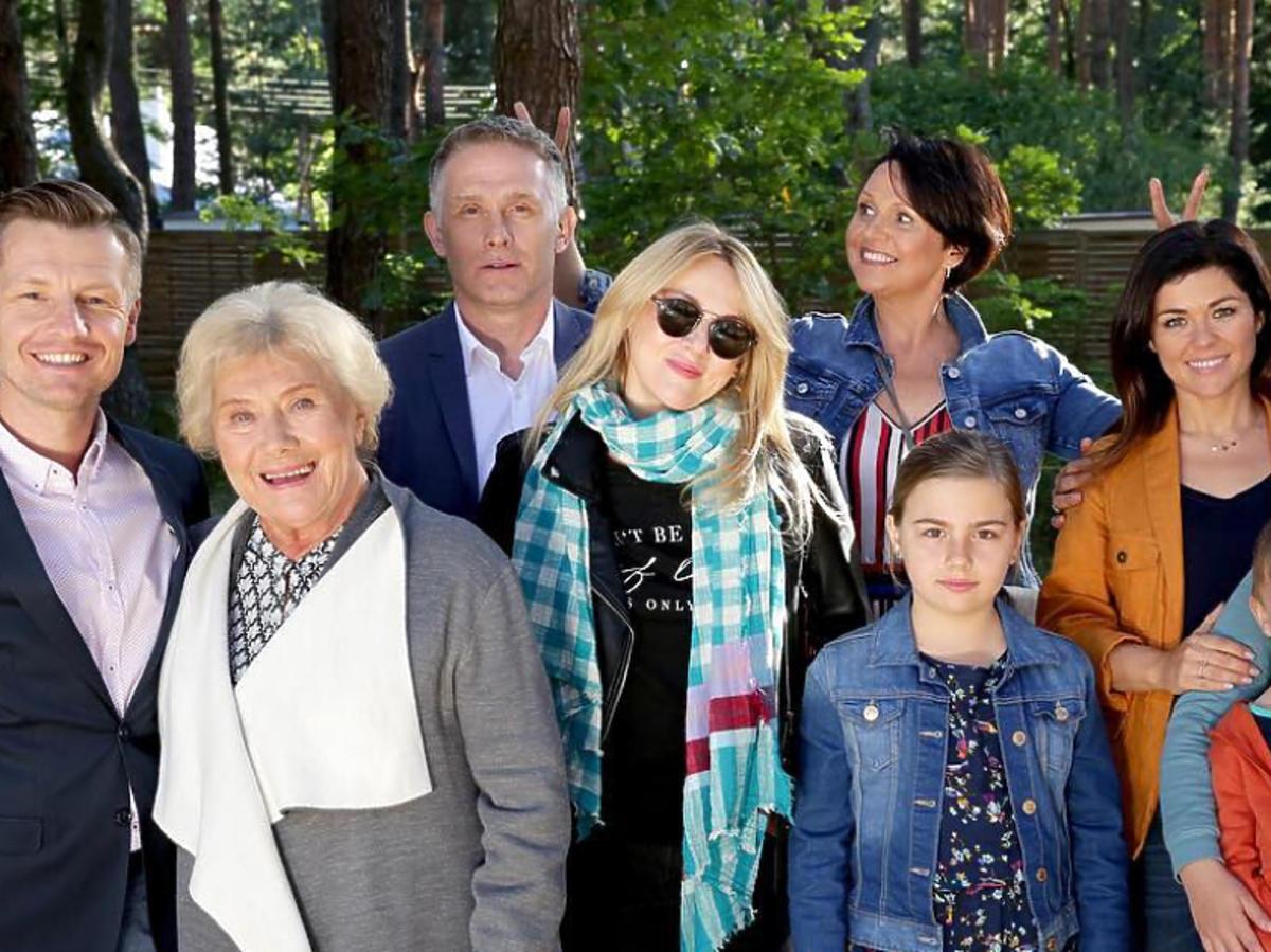 Rodzina Mostowiaków