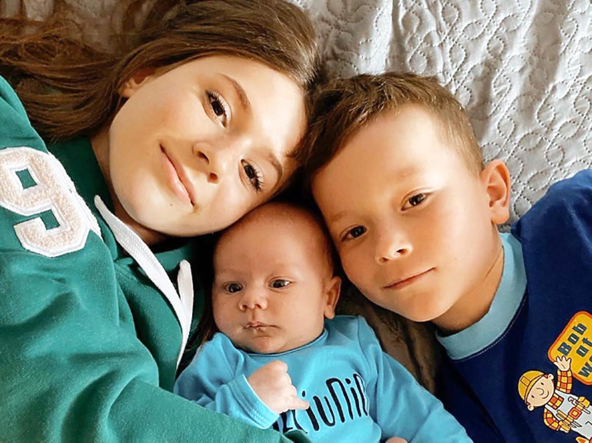 Roksana Węgiel pokazała zdjęcie z braćmi!
