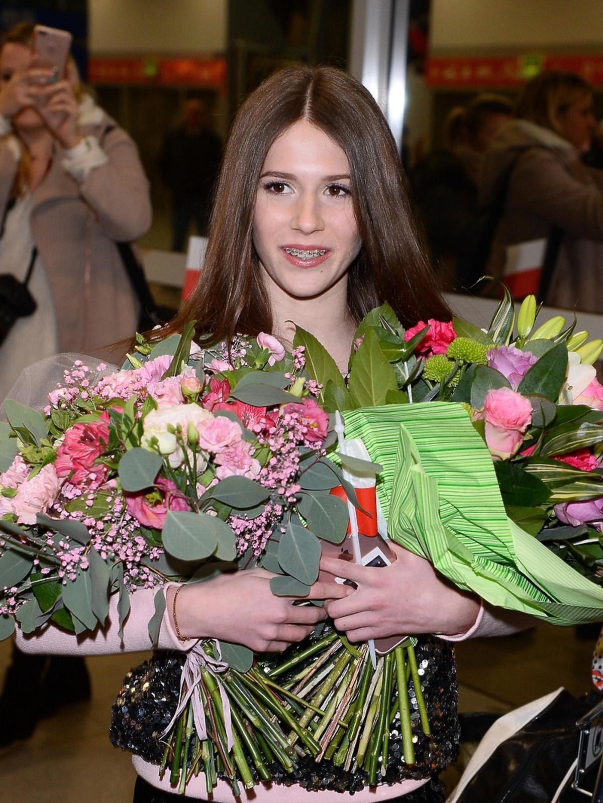 Roksana Węgiel wróciła do Polski