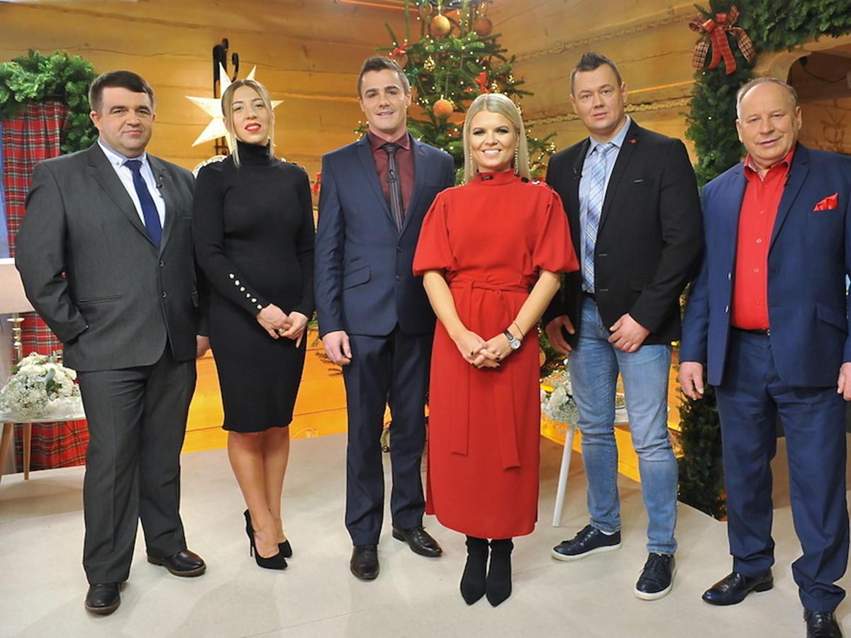 Rolnicy z 4 edycji Rolnik szuka żony świąteczny odcinek