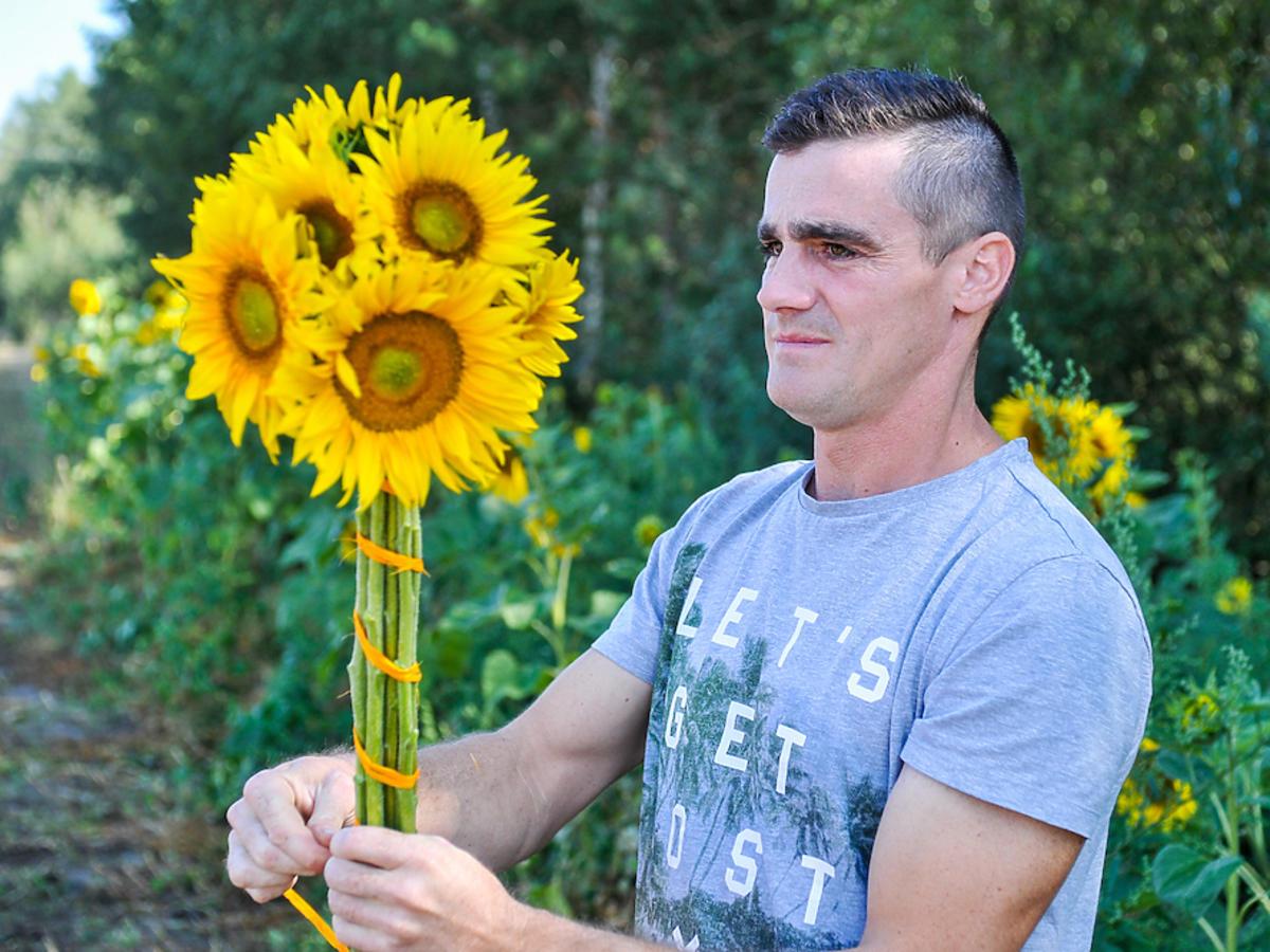 Rolnik szuka żony 4 Jagoda pokazała zdjęcie z randki z Karolem. Związek nadal trwa