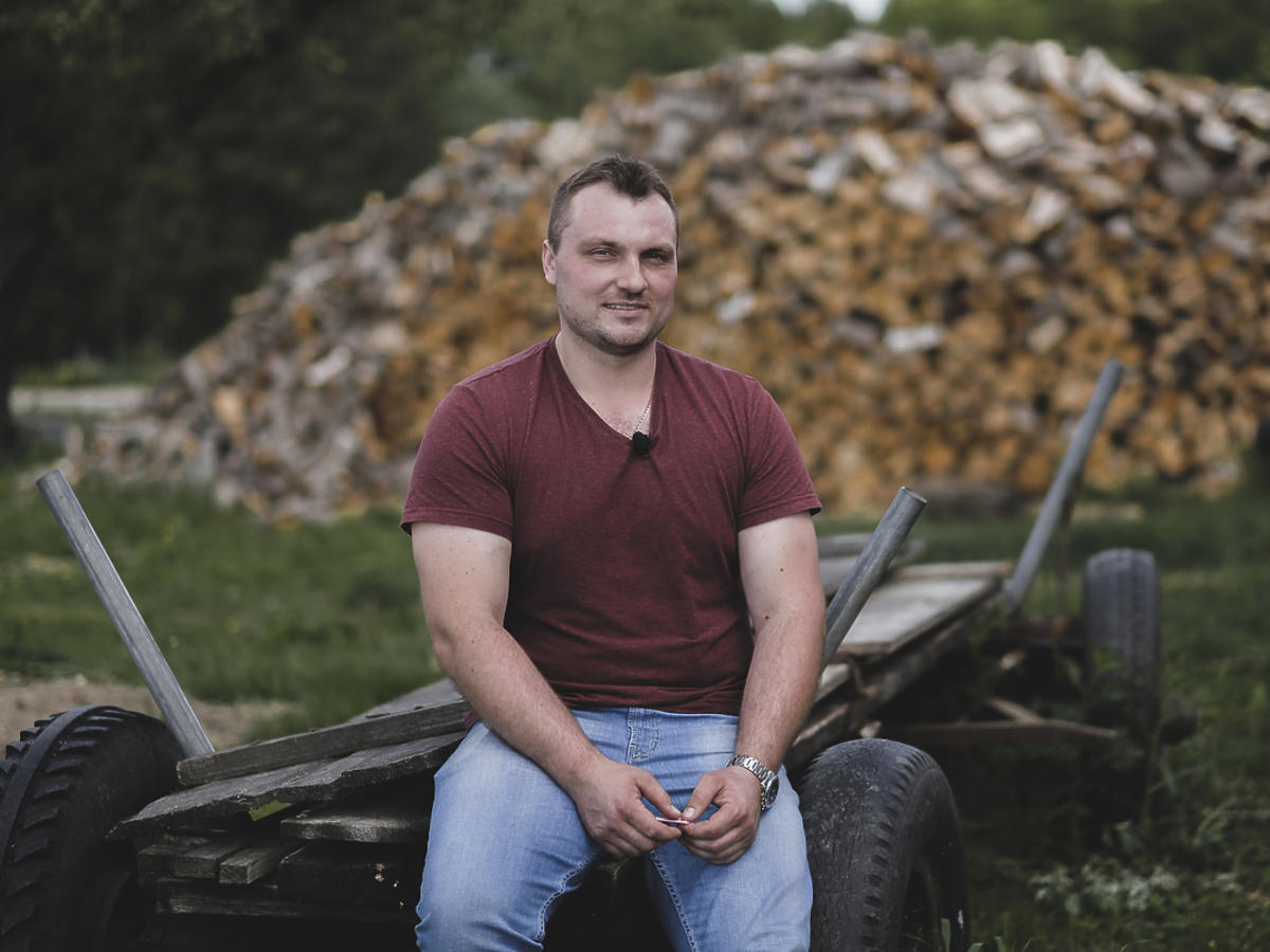 Rolnik szuka żony 5 - Grzegorz