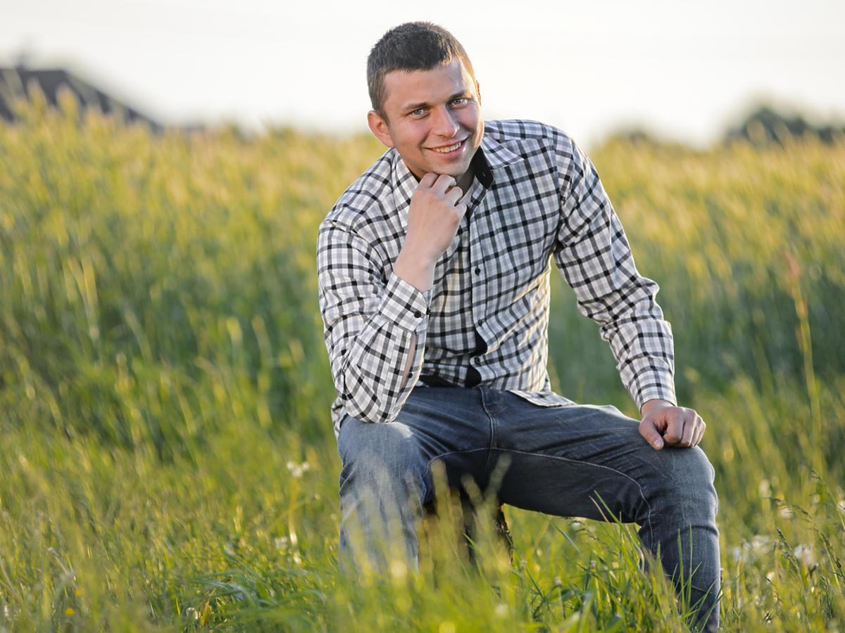 Rolnik szuka żony 5 - Krzysztof
