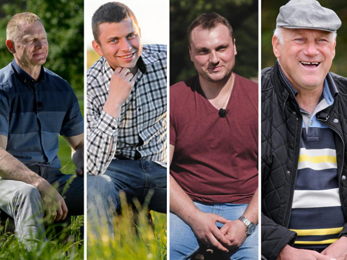 Rolnik szuka żony 5 uczestnicy