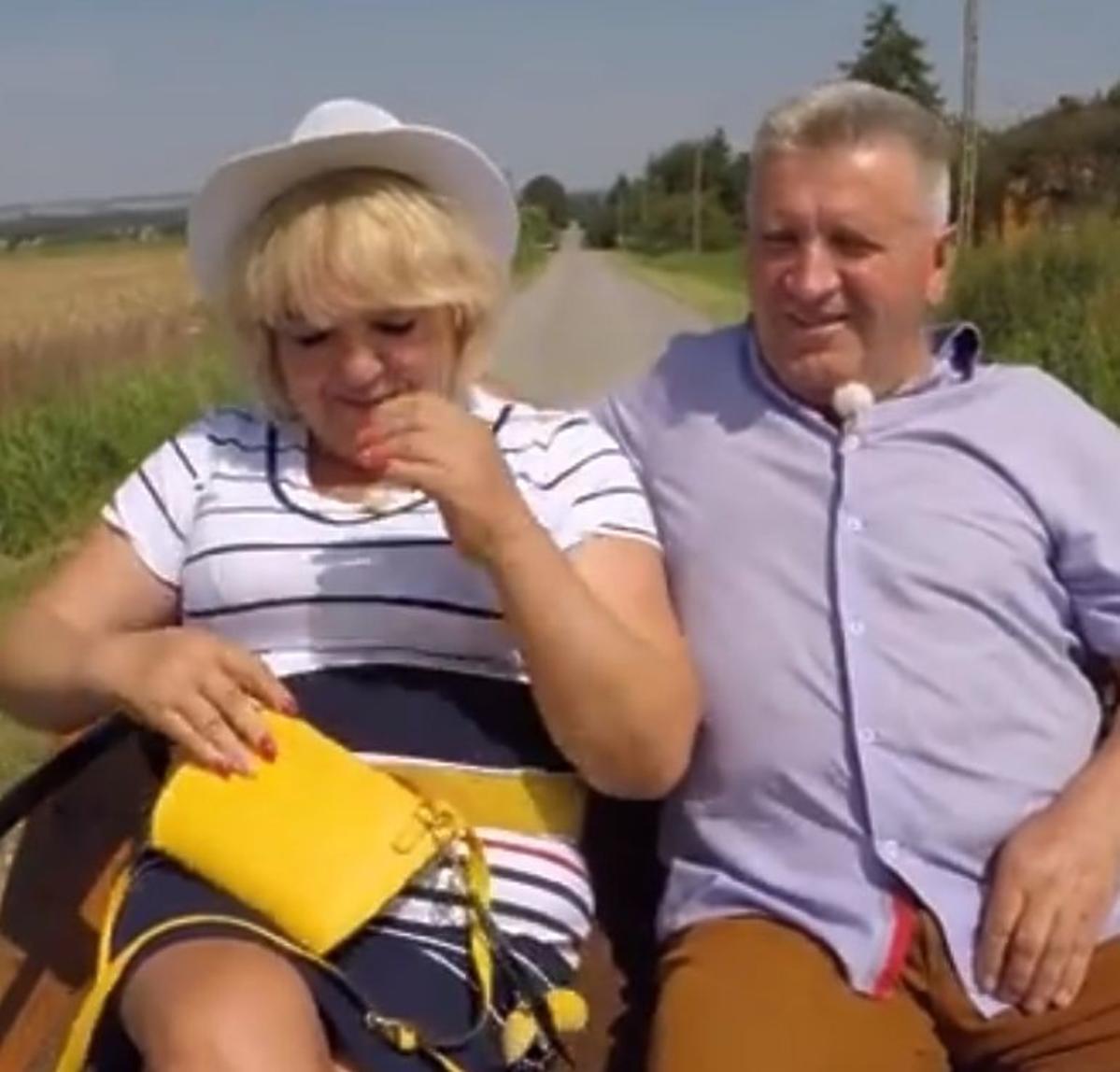Rolnik szuka żony 7 odcinek 7 Grażyna i Józef