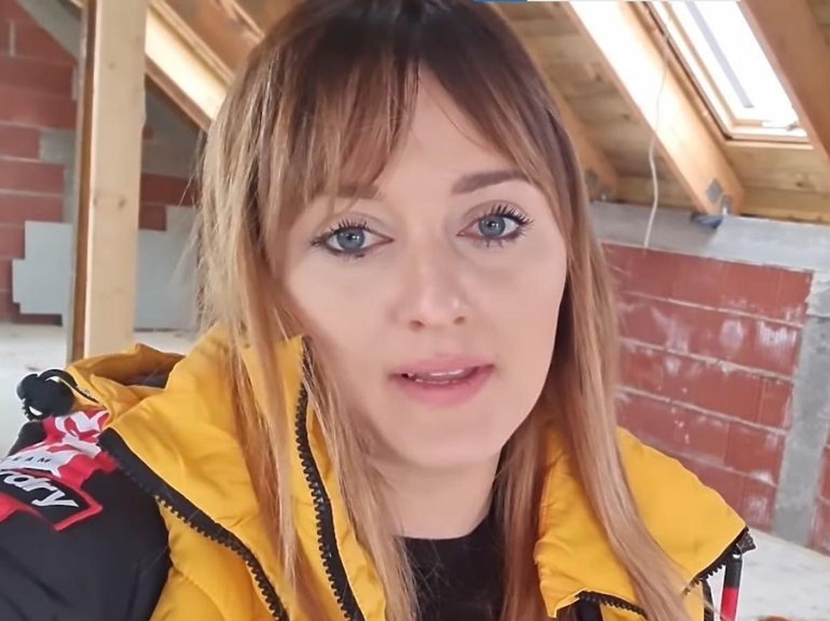 Rolnik szuka żony: Ania Bardowska na budowie nowego domu