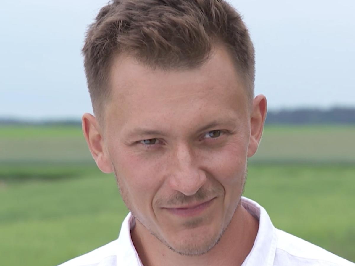 Rolnik szuka żony, Maciej