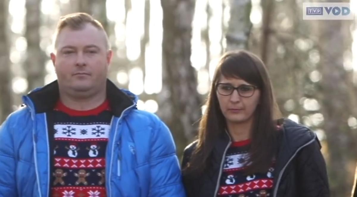 Rolnik szuka żony odcinek świąteczny Łukasz i Agata