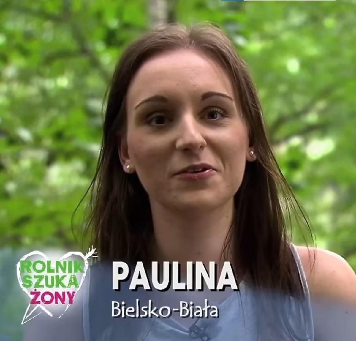 Rolnik szuka żony: Paulina, kandydatka Grześka z 2. edycji