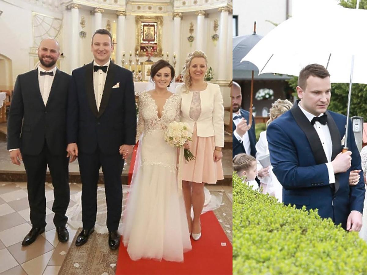 Rolnik szuka żony ślub Ani i Grzegorza