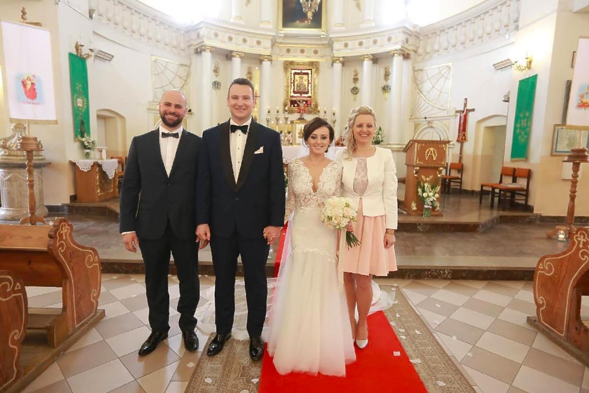 Rolnik szuka żony ślub Ani i Grześka