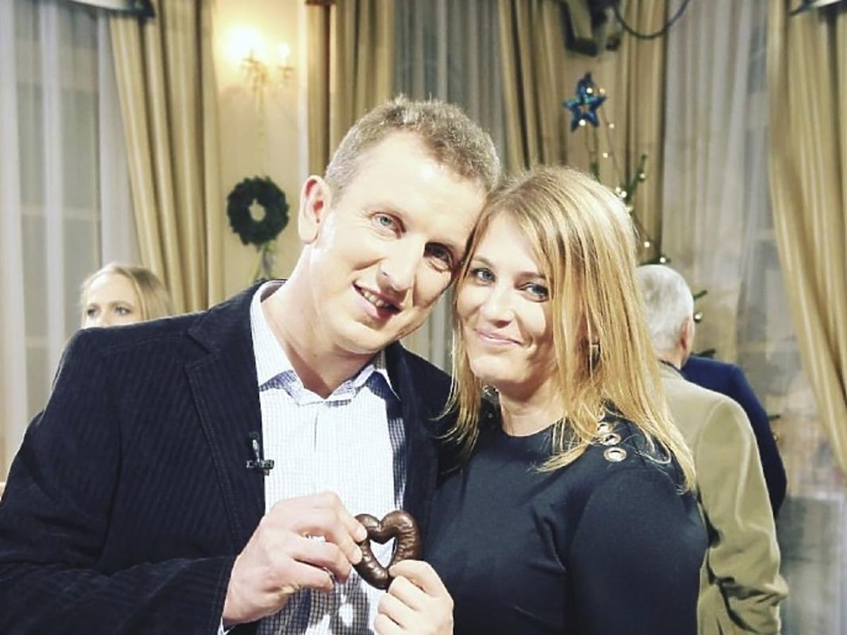 Rolnik szuka żony zakochani Agnieszka i Robert