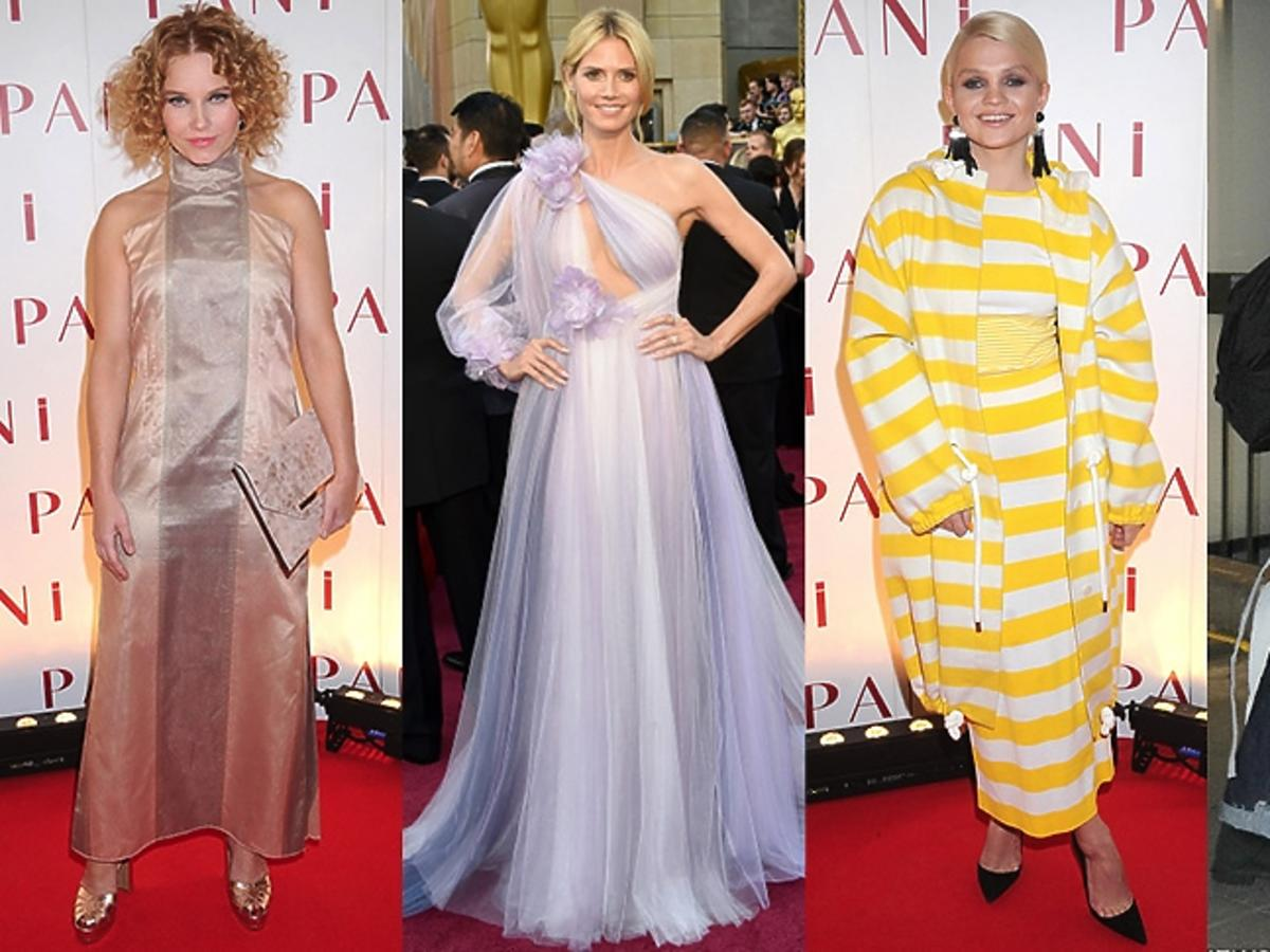 Roma Gąsiorowska, Heidi Klum, Margaret, Rihanna