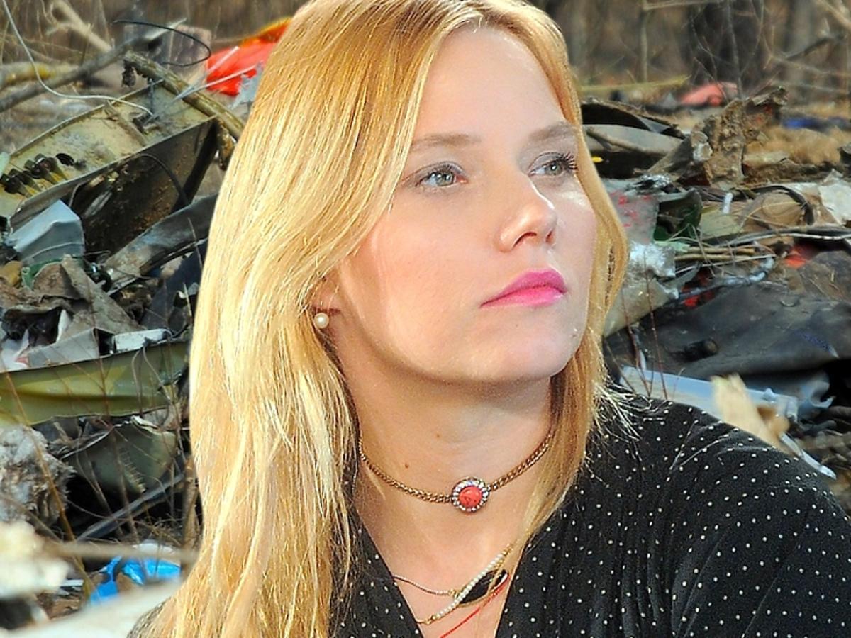 Roma Gąsiorowska wspomina katastrofę Smoleńską