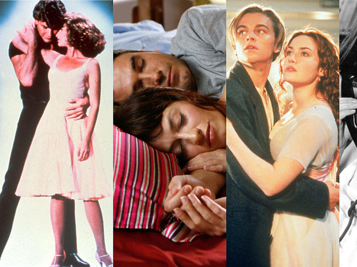 romantyczne filmy na Walentynki