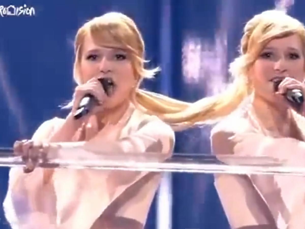 Rosja podczas półfinału Eurowizji