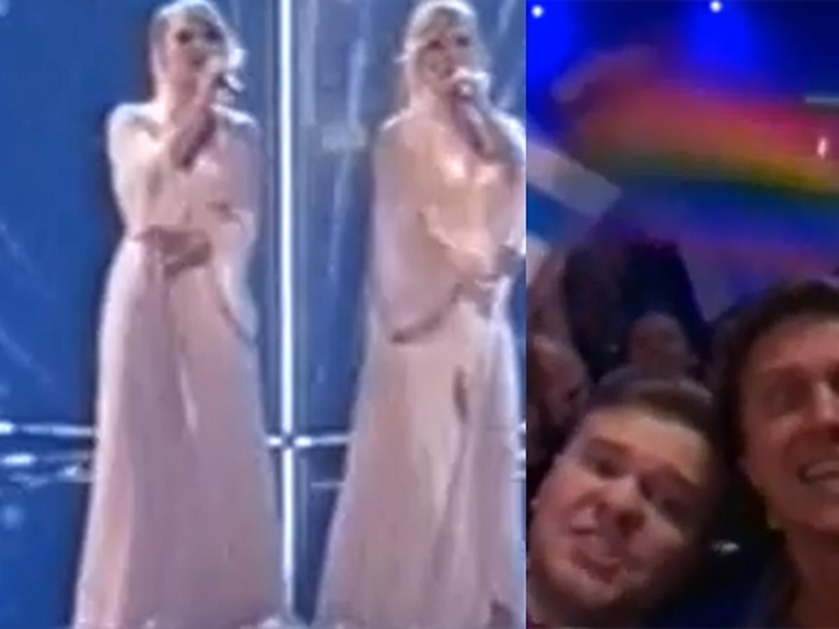 Rosja wygwizdana na Eurowizji