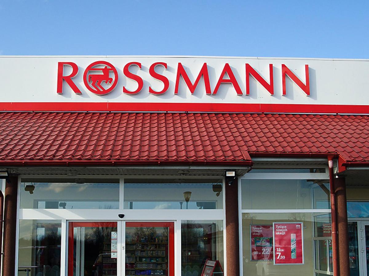 Rossmann wprowadza ograniczenia z powodu koronawirusa