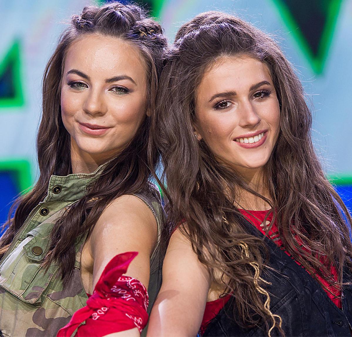 Roxie Węgiel i Oliwia Górniak przed półfinałem