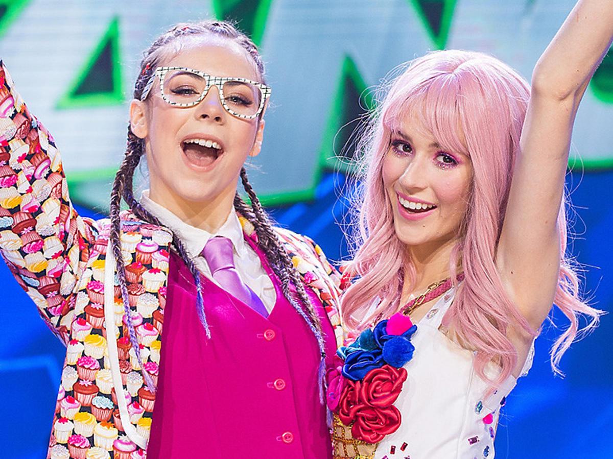 Roxie Węgiel i Oliwia Górniak w półfinale Dance Dance Dance