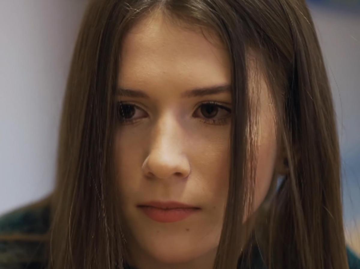 """Roxie Węgiel w filmie """"Znikające dzieci. Nastoletnia depresja"""" Reżysera Życia"""