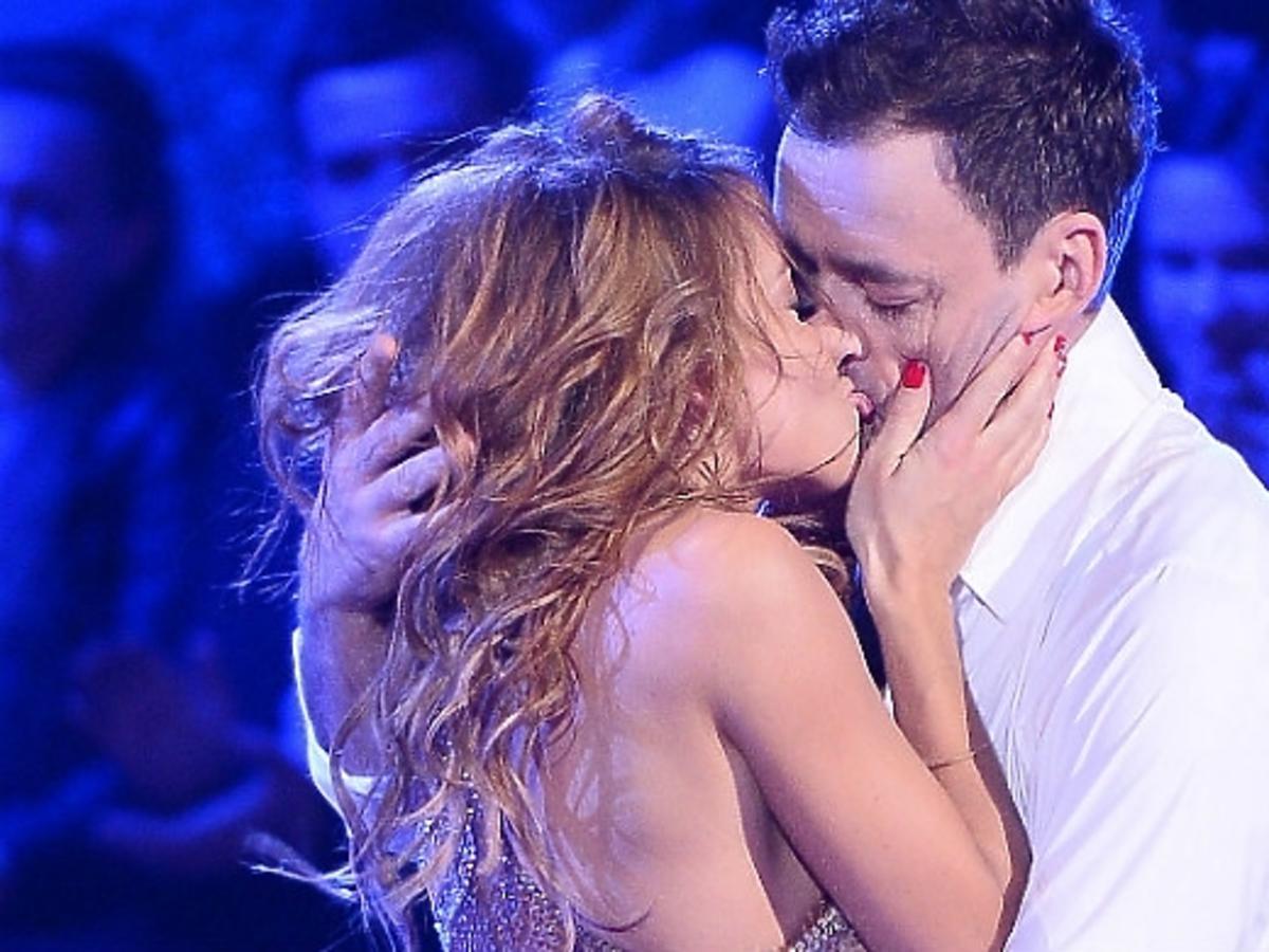 Rozenek tłumaczy się z pocałunku w Tańcu z Gwiazdami